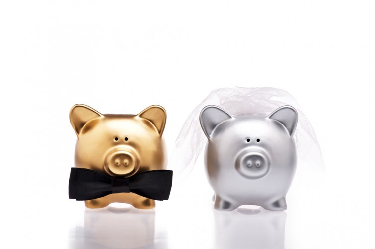 Wedding finance