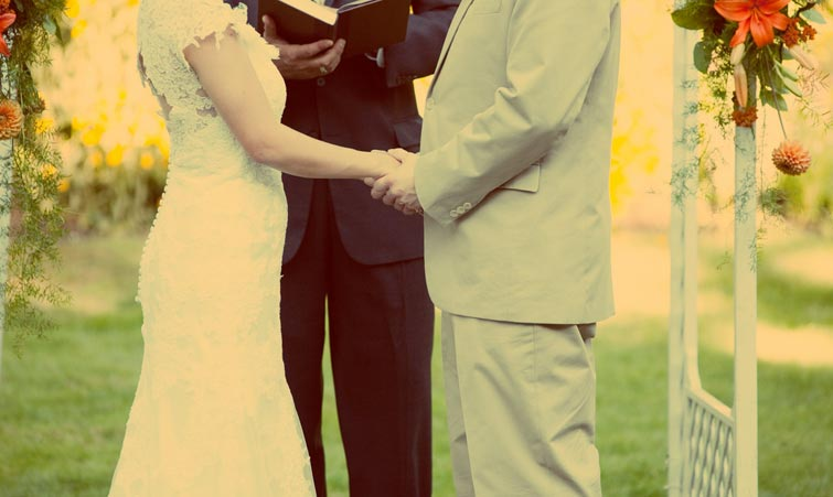 Wedding Vows and Readings